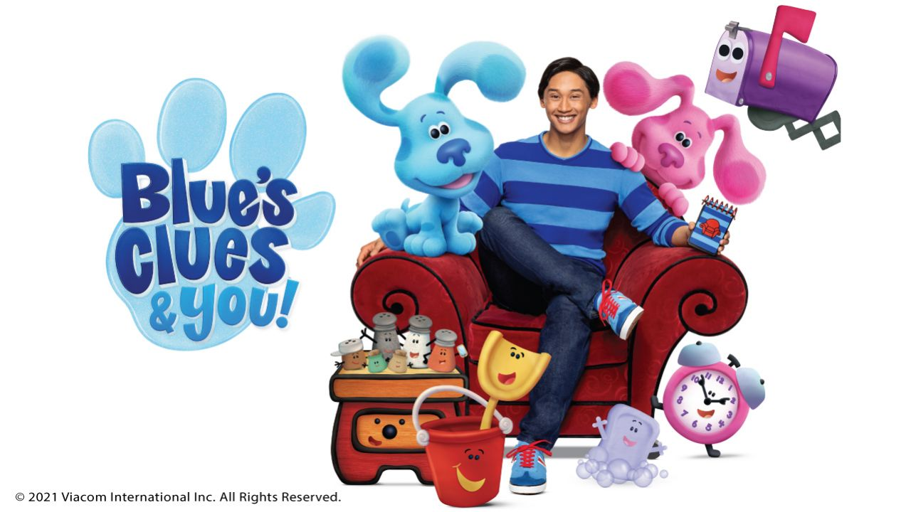 Blues Clues & You